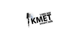 author charles hanna on kmet smart talk