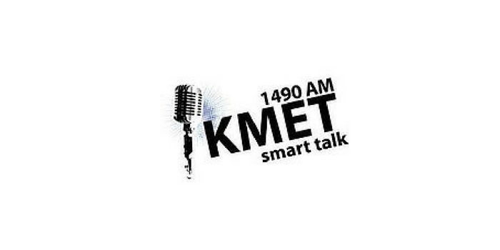 author charles hanna on kmet smart talk