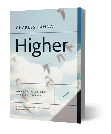 Higher book cover by author Charles Hanna