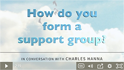 How do you form a support group?