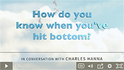 How do you know when you've hit bottom?