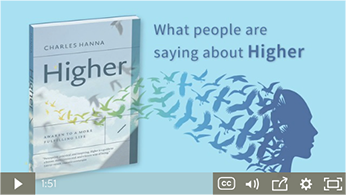 Higher book testimonial trailer